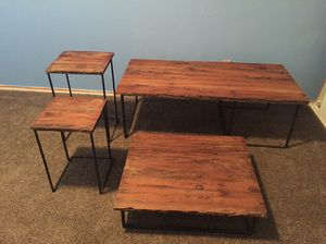 Coffee & Side Table Set (FREE) for Sale in Lompoc, CA