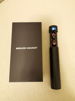 Bluetooth 5.0 True Wireless Headphone Stereo Earphones Earbuds for Sale in Rowland Heights, CA