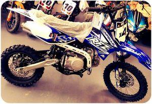 Apollo x4 125cc Dirt Bike for Sale in Dallas, TX