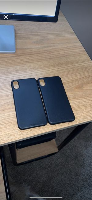 Thin cases for iPhone X for Sale in Kingsport, TN