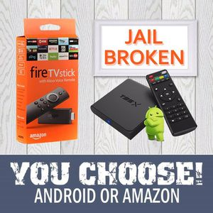 Android Box or Amazon Firestick - Same Price! for Sale in Virginia Beach, VA