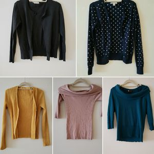 Cardigan sweaters size small for Sale in West Covina, CA
