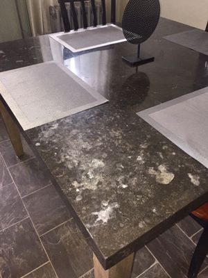 Dining room table and four chairs for Sale in Passaic, NJ