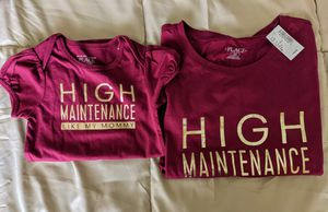 Mommy and daughter tops for Sale in Farmington Hills, MI