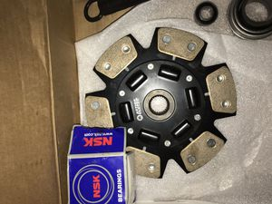 stage 3 action clutch kit for Sale in Palmdale, CA