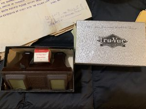 1939 Tru-Vue Viewer With Film for Sale in Oregon City, OR