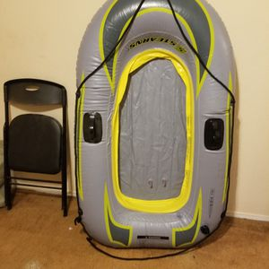 Stearns Inflatable Boat. for Sale in Bloomington, CA