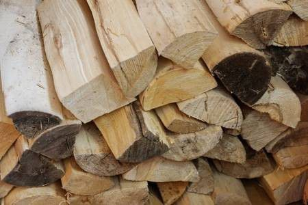 Good quality firewood for free