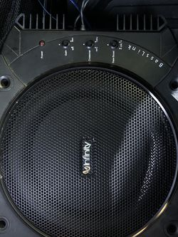 Infinity Bass Link Subwoofer for Sale in Glendale,  AZ