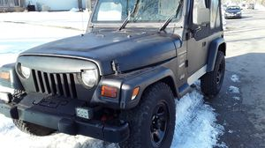 1998 jeep wrangler for Sale in Aurora, IL