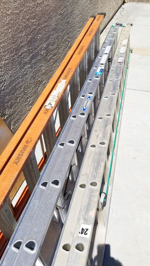 Husky, Davidson's ,and Werner ladder s for Sale in North Las Vegas, NV