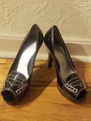 Guess By Marciano Patent Leather Heels (Size 6) for Sale in Denver, CO