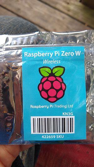 Raspberry pi Zero w for Sale in Madison Heights, MI