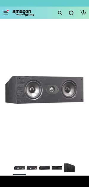 Polk Audio TSx 150C Center Channel Speaker for Sale in Surprise, AZ