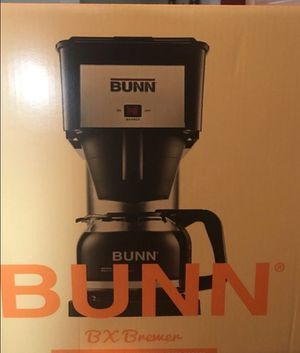 New in box- Bunn BX Brewer coffee maker for Sale in Cleveland, OH