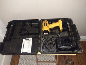 Dewalt 18v drill with case for Sale in Laguna Hills, CA