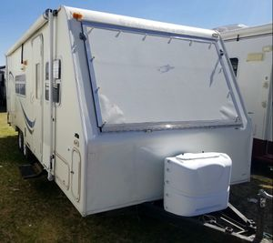 2002 Starcraft Travelstar 23 RBS Hybrid Light weight Can be told with a small vehicle 3100LB for Sale in Tempe, AZ