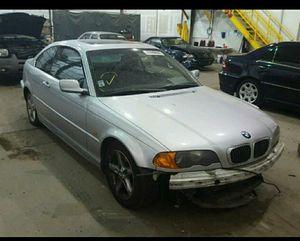 2000 Silver BMW 328 CI PARTING OUT!!! for Sale in Rancho Cordova, CA