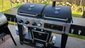 Pit Boss Memphis combo grill for Sale in Bellevue, WA
