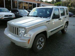 2009 Jeep Liberty for Sale in Renton, WA