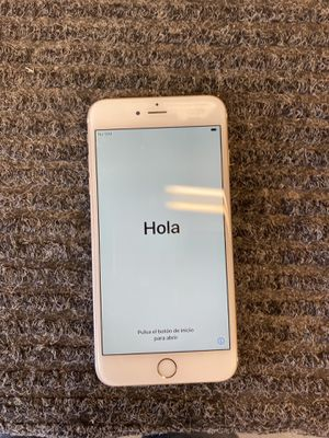IPhone 6s+ Gold for Sale in Fresno, CA