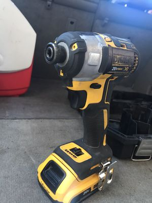 Dewalt 20v RX 3speed brushless impact drill for Sale in Las Vegas, NV