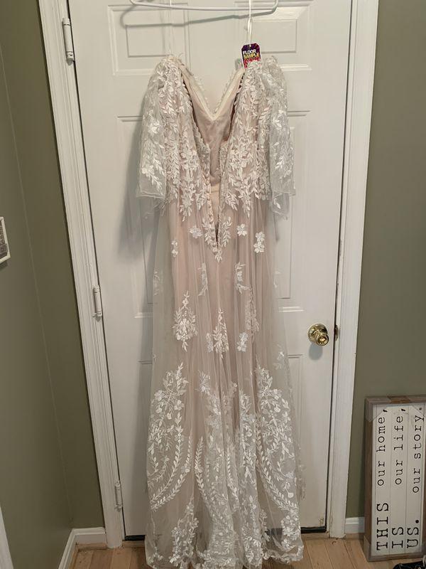 Allure Bridal Plus Wedding Dress