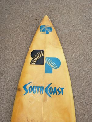 Vintage Southcoast Surfboard Signed Robin Prodanovich for Sale in Phoenix, AZ