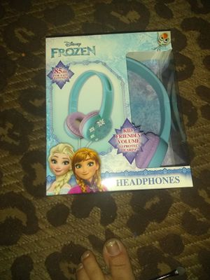 Frozen headphones for Sale in Monahans, TX