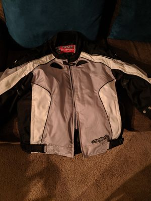 Cortech motorcycle jacket for Sale in Raleigh, NC