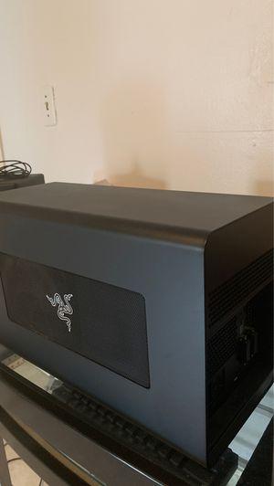 Razer Core X thunderbolt for Sale in Los Angeles, CA
