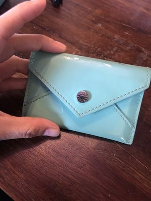 Tiffany & Co. credit card/ holder for Sale in Vallejo, CA