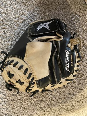 "All-Star CM1100pro youth catchers mitt 31.5"" for Sale in Clackamas, OR"