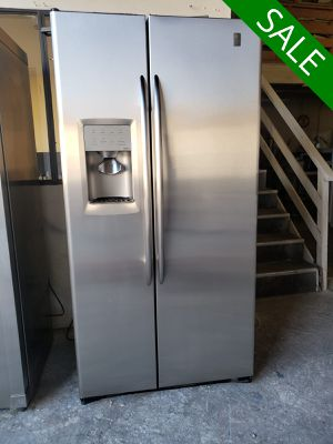 💥💥💥GE MESSAGE NOW! Refrigerator Fridge Free Delivery #1481💥💥💥 for Sale in Riverside, CA