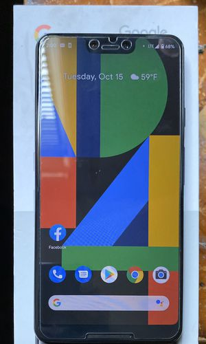 Google Pixel 3 XL (Just Black) for Sale in Riverdale, IL