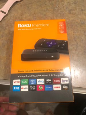 Roku Premiere for Sale in Issaquah, WA