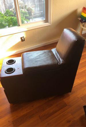 Sofa arm rest with compartments for Sale in Rio Linda, CA
