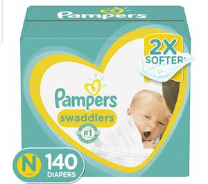 Diaper Pampers for Sale in San Lorenzo, CA