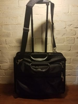 Targus laptop bag with rollers for Sale in Noblesville, IN