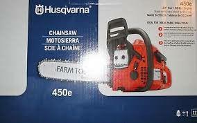 Husqvarna 20' chainsaw Brand New for Sale in Washington, DC