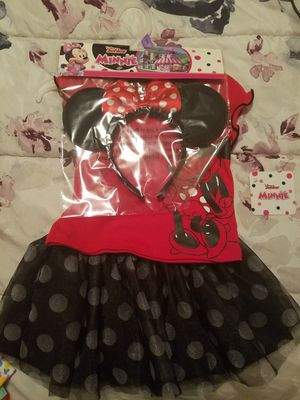 BABY GIRL MINNIE MOUSE OUTFIT for Sale in North Las Vegas, NV