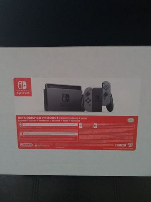 Nintendo Switch System / Console - Like New Condition - Awesome for Sale in Chula Vista, CA