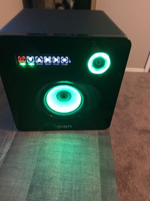 Ion Bluetooth party speaker for Sale in Phoenix, AZ
