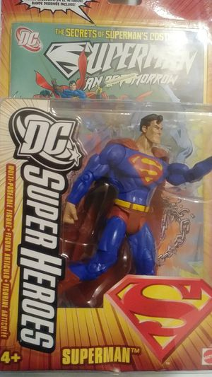 DC Super Heroes Superman for Sale in Stockton, CA