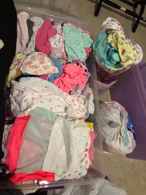 Baby clothes for a girl pre-6months and some 6-9months must go first come first serve for Sale in Lomita, CA