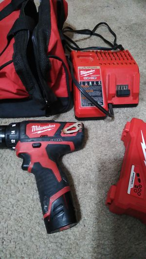 Milwaukee Drill / Driver for Sale in Glendale, AZ