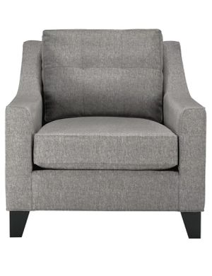 Cindy Crawford Madison Place Textured sectional and chair for Sale in Atlanta, GA