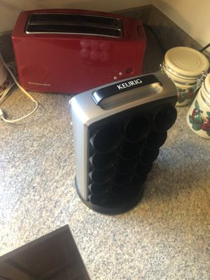Keurig K Cup Holder - LIKE NEW! for Sale in Inwood, WV