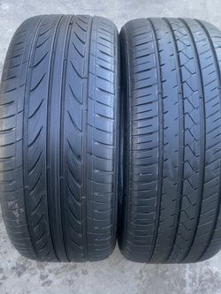 2 tires 245/40/20 for Sale in Bakersfield,  CA
