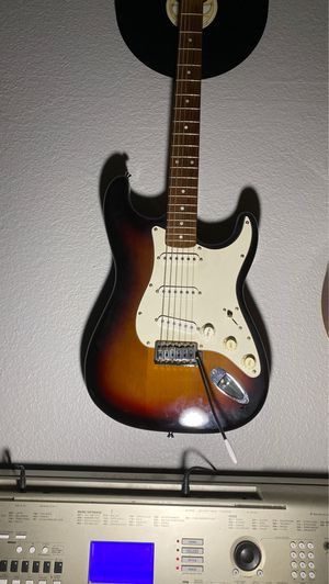 Electric Guitar with Amp for Sale in Balch Springs, TX